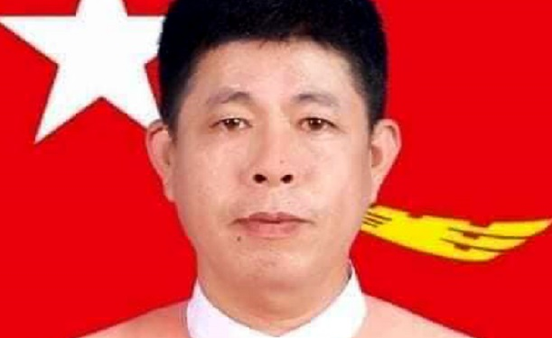 သေဆုံးသွားတဲ့ NLD ပါတီ ကိုယ်စားလှယ်ဦးထိုက်ဇော်