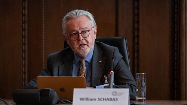 ပရော်ဖက်ဆာ ဒေါက်တာ ဝီလီယံရှဘတ်စ် William Schabas