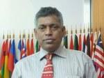 အမေရိကန်ဆိုင်ရာ ဘင်္ဂလားဒေ့ရှ်သံရုံး  ပြန်ကြားရေးအရာရှိ Shamim Ahmed