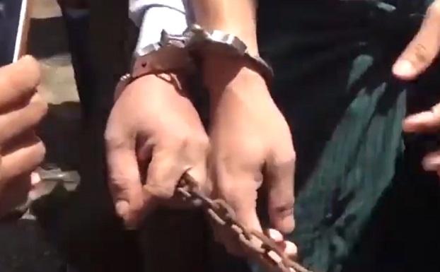 ရခိုင်ပြည်နယ် လက္ကာရွာမှ ဖမ်းဆီးခံရသူများ ရုံးထုတ်။