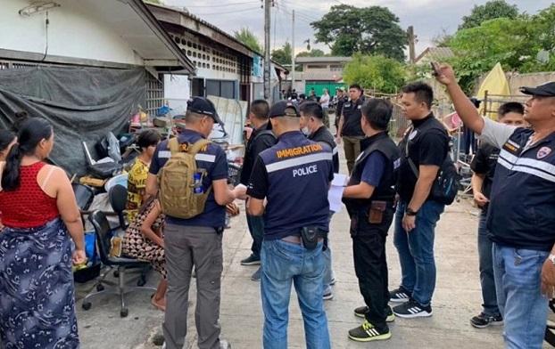 ထိုင်းနိုင်ငံ၊ ချင်းမိုင်မြို့မှာ မြန်မာကလေးတွေကို တောင်းရမ်းဖို့ ခိုင်းစေတဲ့ဂိုဏ်းနဲ့ ပတ်သက်ပြီး ထိုင်းရဲတပ်ဖွဲ့က စုံစမ်းစစ်ဆေးနေစဉ်။